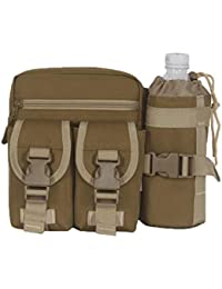 tclo Thing Bolsa de cinturón Impermeable para teléfono móvil Soporte Botella Desgaste Fijo – Bolsa de