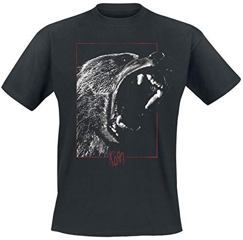 Korn Twin Rage T-Shirt schwarz M -