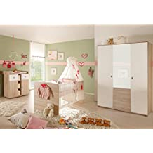 Kinderzimmer komplett weiß  Suchergebnis auf Amazon.de für: babyzimmer günstig komplett