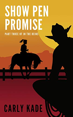 Show Pen Promise: In The Reins Equestrian Romance Series Book 3 (English Edition)