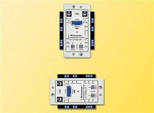 Preisvergleich Produktbild Viessmann 52292 - Doppel-Multiplexer für 2 Lichtsignale