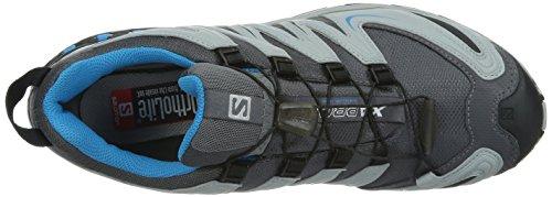 Salomon  XA PRO 3D GTX, Chaussures de Trail homme Gris (Dark Cloud/Light Onix/Methyl Blue)
