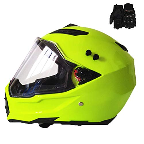 Erwachsene professionelle Motocross Helme Off Road Motorrad Racing Leichter Fahrradhelm Unisex Komfort Kratzfest Racing Schutzkappen 52-60cm - Lazer Motorrad Helm