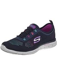 Skechers Damen Glider-Harmony Sneakers