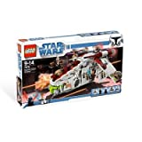 LEGO - 7676 Republic Attack Gunship™, 1034 Teile