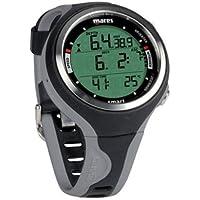 Mares Smart Reloj, Unisex Adulto, Black/Grey, One Size