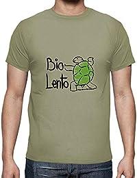 latostadora - Camiseta Biolento Dos Beigenegro para Hombre