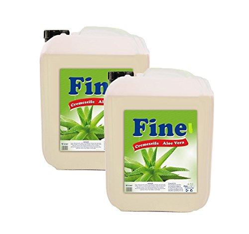 Fine Cremeseife 2x10Liter Aloe Vera 20Liter