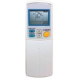 ARC 433A15 - Mando a distancia para aire acondicionado Daikin compatible con la serie ARC433A y ARC433B