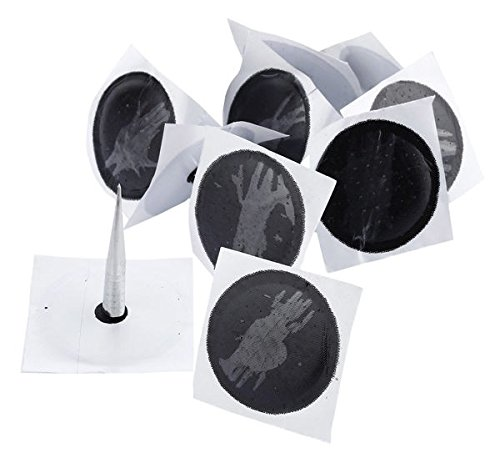 10 Stück 8mm x 55mm Reifenreparatur X Nagel Selbstvulkanisierend Pilz Pilzförmige Reifenflicken