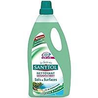 Sanytol nettoyant désinfectant sols et surface pin 1L Prix Unitaire - Livraison Gratuit Sous 3 Jours