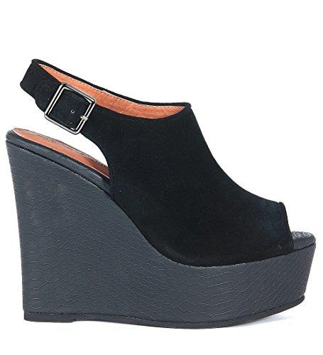 JEFFREY CAMPBELL 4, scarpe da donna, 37, black