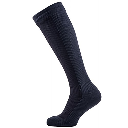 sealskinz waterproof men's hiking mid knee length socks