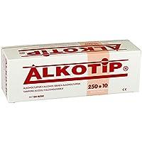 260 Alkotip ECO Standard Alkohol-Tupfer 28x60 mm, preisvergleich bei billige-tabletten.eu