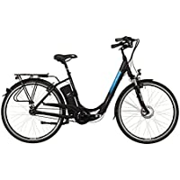 Vermont Jersey - Bicicletas Eléctricas Urbanas - Negro Mate 2018