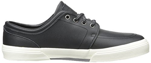 Polo Ralph Lauren Faxon Cuir Fashion Sneaker Black