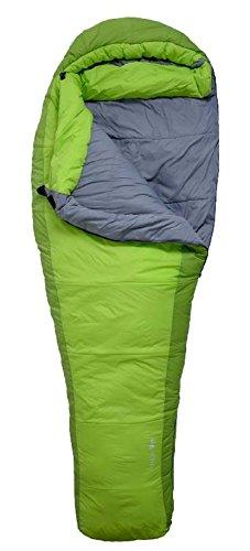 Sea to Summit Voyager Vy3 Sleeping Bag Regular lime Ausführung links 2016 Mumienschlafsack