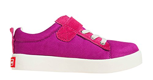 Little blue lamb, 7120 sneaker canvas chaussures &-cuir-violet Violet - violet
