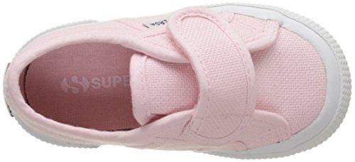 Superga 2750-Bvel, Baskets Basses Mixte Enfant Rose (Pink)