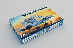 Trumpeter Ruso Su-33Flanker D 1/72Aviones Modelo Kit