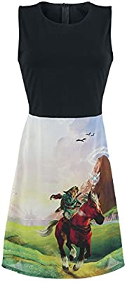 The Legend of Zelda Ocarina Of Time Robe multicolore XS