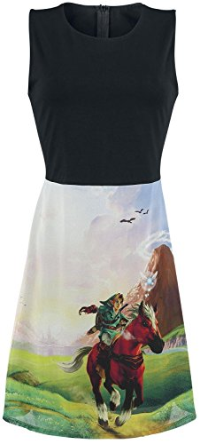- Ocarina of Time - Women's Dress - Maat M (Legend Of Zelda Kleid)