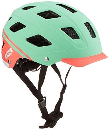 Abus Erwachsene Fahrradhelm Hyban, Label Green, 58-63 cm