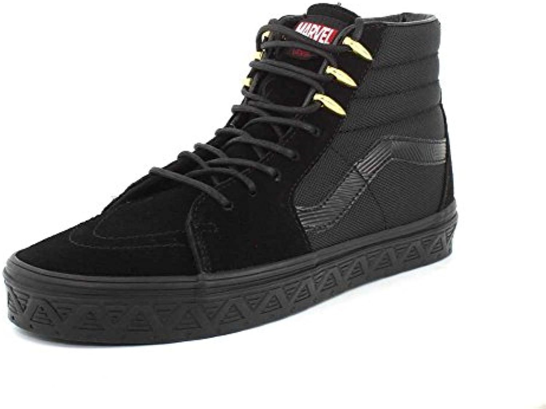 Vans Herren Sneaker Marvel Sk8 Hi Sneakers  Billig und erschwinglich Im Verkauf