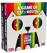 Een spelletje kat en mond door exploderende kittens - Familievriendelijke feestspelen - Kaartspellen voor volw