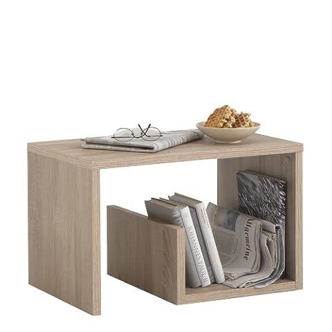 FMD Möbel 632-001 Beistelltisch Mike (B/H/T) 59 x 38 x