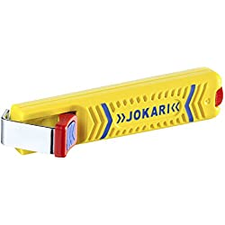 Jokari T10160 Couteau de câble 4-16 mm