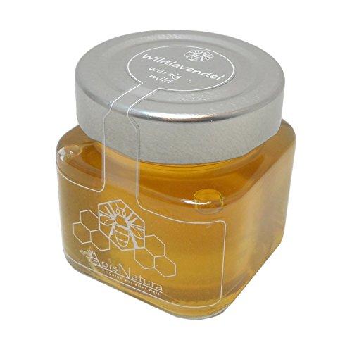 Wildlavendelhonig, 125g aus Portugal von ApisNatura (flüssiger Blüten-Honig, süß-herb)