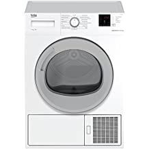 Beko DRX722W Freestanding Front-load 7kg A++ White - Tumble Dryers (Freestanding, Front-load, Heat pump, White, Rotary, Left)