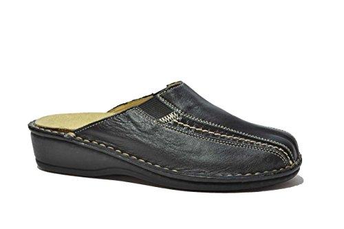 Cinzia Soft Ciabatte nero PLANTARE ESTRAIBILE scarpe donna 2071 35