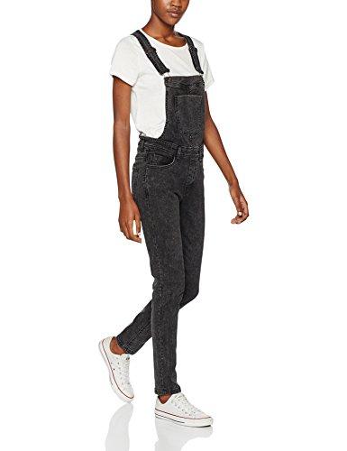 Urban Classics Femme Combinaisons Jumpsuits / Ensembles mode Tiana Noir
