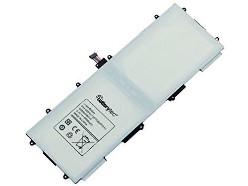 batteria tablet samsung Batterytec® Batteria per SAMSUNG GT-P5100 GT-P5110 GT-P7500 GT-P7510 GT-N8000 GT-N8010
