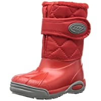Babybotte / Tty Boys Xtreme Snow Boots 3/758 Red 8.5 UK Child, 26 EU, Regular