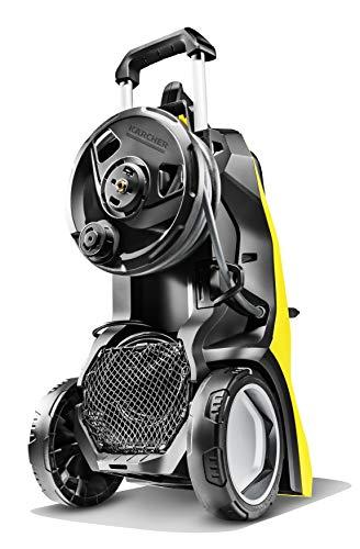 Kärcher K7 Premium Full Control Plus Home - Hidrolimpiadora de alta presión para exteriores 180 bar, 3000 W, 600 l/h (1.317-133.0)