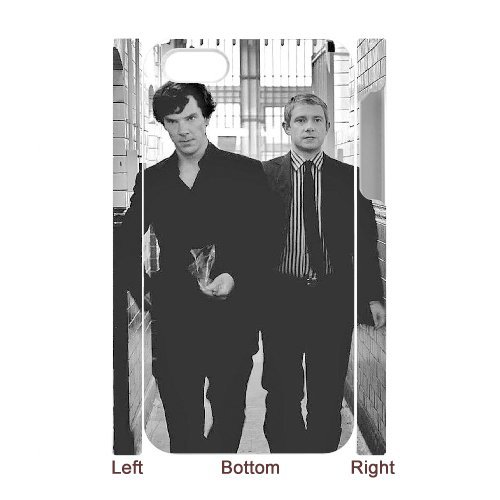 LP-LG Phone Case Of Sherlock For Iphone 5C [Pattern-6] Pattern-5