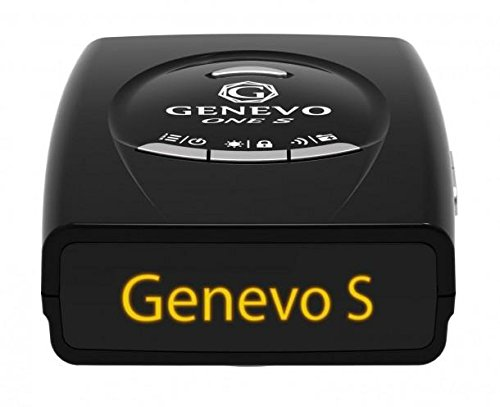GENEVO ONE S Europa inkl. Festeinbaukabel + Vertikalhalterung