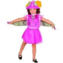 Disfraz de Skye Patrulla Canina para niña S-(3/4A)