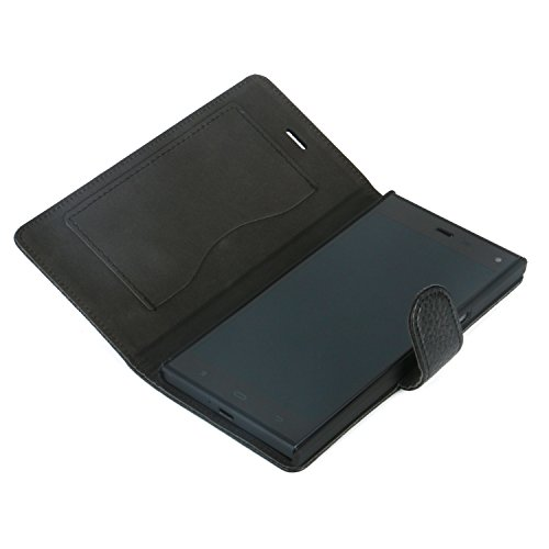 PHICOMM Passion 660FlipCoverCase (Black)