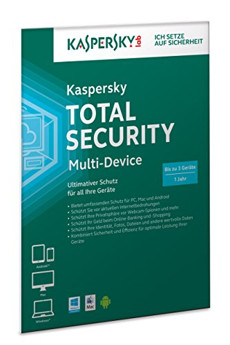 Kaspersky Total Security Multi-Device (FFP)