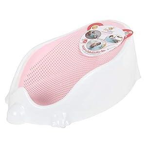 Mesh Baby Bath. Soft Touch Baby Bath Tube Support BPA Free Max.15kg
