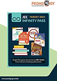 JEE Infinity Pass - Target 2021 (Activation Key Card)