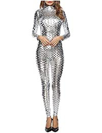 f051d4431f0 Amazon.co.uk  Silver - Jumpsuits   Playsuits   Women  Clothing