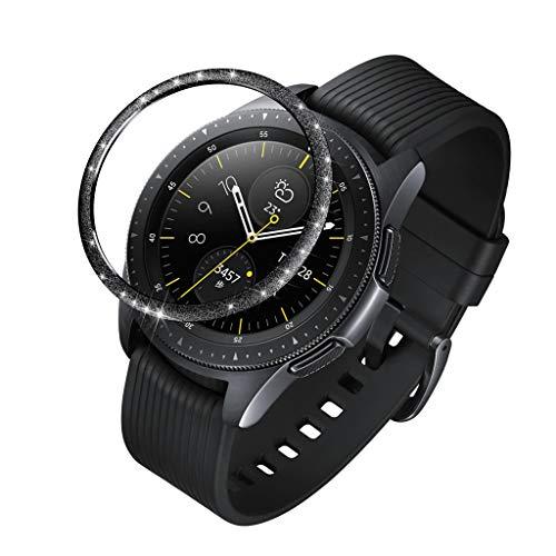 fe0e8dad2dc YUYOUG Bezel Styling pour Galaxy Watch 42mm   Galaxy Gear S3 Frontier    Classic Coque de