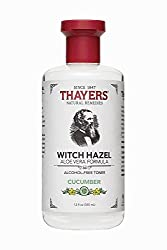 Thayers Alcohol Free Cucumber Witch Hazel Toner with Aloe - 12 fl. oz. (355 ml)