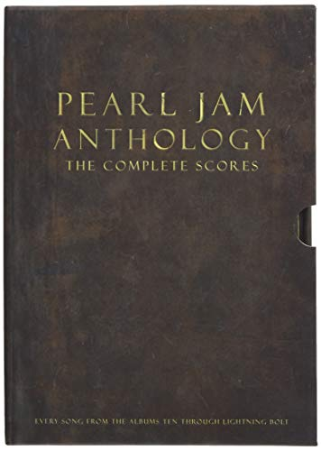 Pearl Jam Anthology - The Complete Scores (Box Set): Songbook für Bass-Gitarre - Free-flow-dance