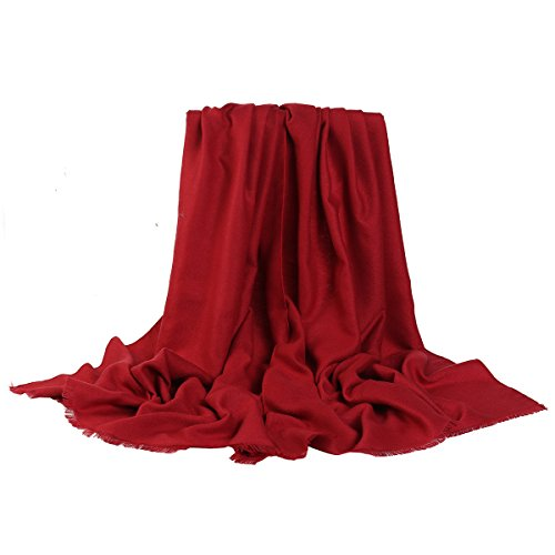 VLUNT - Echarpe - Femme 186-dark red